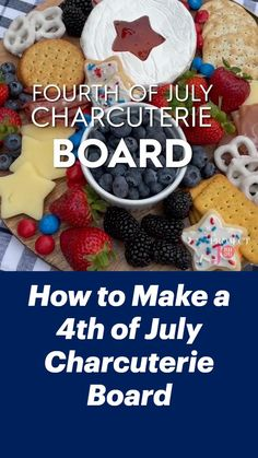 Charcuterie Recipes, Charcuterie And Cheese Board, Charcuterie Platter, Cheese Squares, Chocolate Dipped Pretzels, White Cheddar Cheese, Blue Food, Food Platters, Independence Day