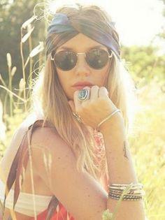 Coiffure : 10 accessoires cheveux repérés sur Pinterest - Coiffure - Be