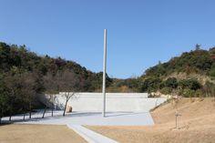 """Lee U-Fan museum"" at Naoshima designed by Tadao Ando"