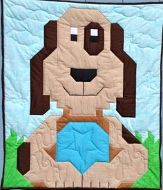 How to Make a No Applique Quilt