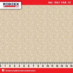 Estampa Caracois Bege | Desenho 5061 Variante 01 . Disponibilidade de Larguras e Comprimentos sob consulta!