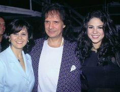 Roberto Carlos, Maria Rita e a cantora Shakira