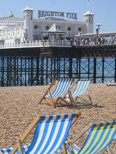 Brighton Pier, we love you! Sunny, fun and full of candyfloss #lifeinspiration #TheShirtCompany