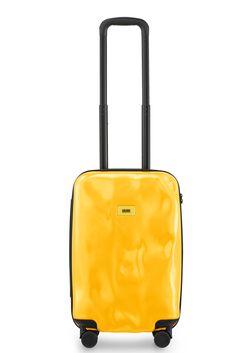Crash Baggage Mustard Yellow 4 wheels