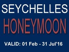 Honeymoon Specials, Seychelles - Last minute Honeymoon Specials