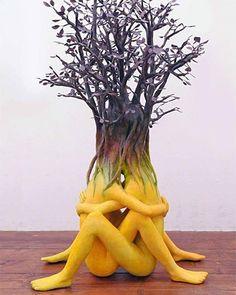 Dreaming - Ishibashi Yui #art #artist #artwork #sculpture #beautiful #strange #bizarre #love #dope #opiumetkashmagazine #bedifferent