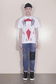 McQ Alexander McQueen Fall 2013 Menswear Collection Photos - Vogue