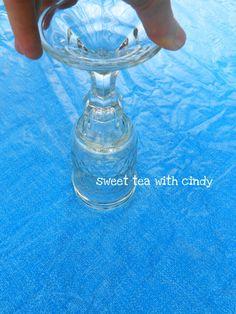 Hillbilly Wineglass from mason jars