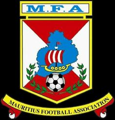 Mauritius Logo URL has a football and a boat with flag and map of the country. 2018 fifa world cup Dream League Soccer Kits And Logos are available here. Football Team Logos, Soccer Logo, National Football Teams, Football Soccer, Soccer Teams, Sports Logos, Fifa, Mauritius, American Football