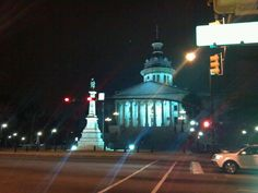 City of Columbia in South Carolina