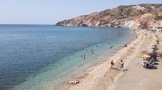 Oneirataxia: Milos Adası / Paliochori / Sarakiniko