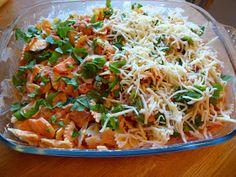 Edels Mat & Vin: Kyllingform med pasta ♫ Pasta, Ethnic Recipes, God, Dios, Allah, The Lord, Pasta Recipes, Pasta Dishes