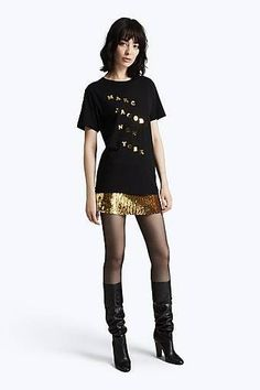 CONTEMPORARY Marc Jacobs New York Tee