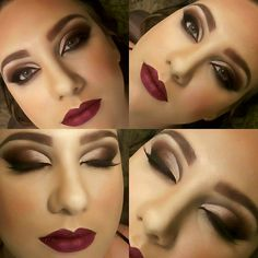 ❤ #makeup #maquiagembrasill #nars #smokyeyes #maquillaje #maccosmetics #mua #anastasiabeverlyhills #lehpequenomakeup #lipstick #makeuplover #pausaparafeminices #hudabeauty #makeupforever #muf