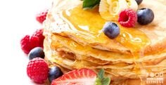 Protein Pancake Recipe | Fitness Recipes | Food For Fitness