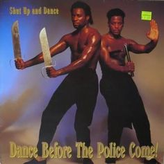 Dance before the police come