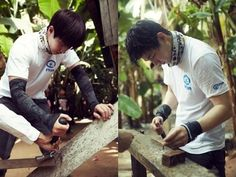 Song Jae Rim Visits Cambodia with Plan Korea to Help Impoverished Children
