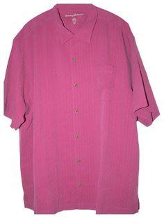 Tommy Bahama Tiki Bay Silk Camp Shirt: Clothing http://tommytyme.com/