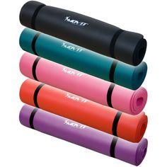Movit® XXL Yogamatte Pilates Gymnastikmatte Yoga Matte Fitnessmatte Turnmatte in Sport, Fitness & Jogging, Yoga & Pilates   eBay