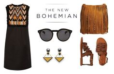 """""""The New Bohemian with American Eagle Outfitters: Contest Entry"""" by ordalie ❤ liked on Polyvore"""