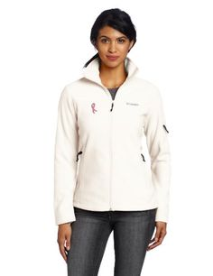 2476b9d0a3a Columbia Women s Tested Tough In Pink Fast Trek Full Zip Jacket