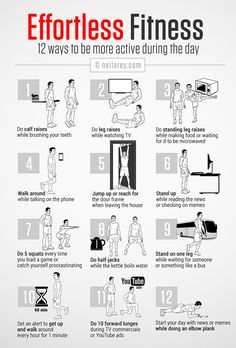 For Fitness Fanatics