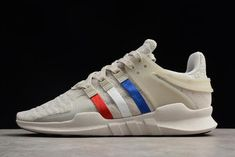 new style 31d10 a7422 adidas EQT Support ADV Chalk PearlCloud White-Scarlet CQ3003