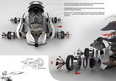 Michelin Challenge Design 2013: the winners - Car Body Design