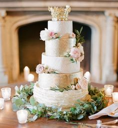 This #cake takes the ! | Photography: @ktmerry | Cinematography: @clarkwalkerstudio | Event Planning + Design: @cheekydetails | Cake: @cakealchemy | Venue: Hempstead House-Sands Point Preserve | Floral Design: @rebecca_shepherd_floral_design
