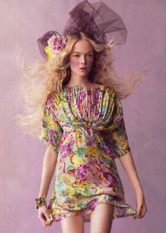 Gorgeous dress - fantastic photo