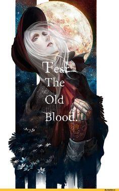 Plain Doll, Doll, BB Characters, BloodBorne, Dark Souls, fandom, game art, Games