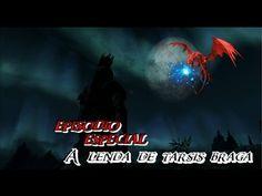 """Skyrim Episódio Especial """"A Lenda de Tarsis Braga"""""""