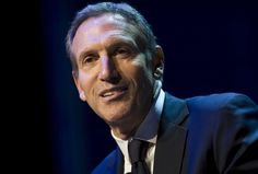 17. HOWARD SCHULTZ, CHAIRMAN AND CEO, STARBUCKS He does not shy away from touching those topics which are considered controversial by many. His decision to encourage conversations about race at Starbucks stores was a gutsy one and has proved that big businesses and social causes need not be mutually exclusive. Fortune's 50 greatest leaders of 2015