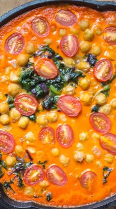 Geröstete Paprika, Kichererbsen und Spinat-Curry – eat, enjoy and repeat – Pfeffer Veggie Recipes, Soup Recipes, Vegetarian Recipes, Cooking Recipes, Healthy Recipes, Cake Recipes, Chickpea And Spinach Curry, Roasted Peppers, Grilled Peppers