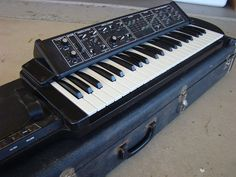 MATRIXSYNTH: Vintage MOOG Liberation Analog Synth Synthesizer K...
