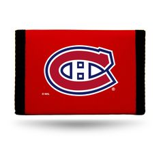 Montreal Canadiens Nylon Trifold Wallet