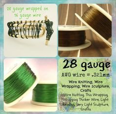 Floral Wire Weaving; 100ft Sculpting Beading Bondi Blue Color Aluminum Craft Wire 18 Gauge; Anodized; Jewelry Making