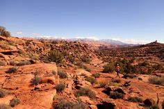 Moab trails (Photo: Bryon Powell)