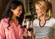 8 REASONS TO LOVE RED WINE. Prevention