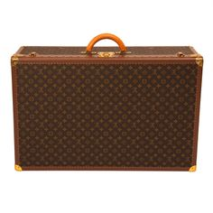 Louis Vuitton large hard suitcase | From a collection of rare vintage trunks $4,200