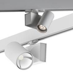 SISTEMA V14 Track-light by Martinelli Luce design Emiliana Martinelli