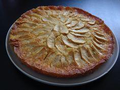 gateau normand Boumaza Leila Normand, Leila, Apple Pie, Tiramisu, Fruit, Desserts, Cooking Recipes, House Cake, Bonn