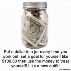 Great way to motivate yourself.