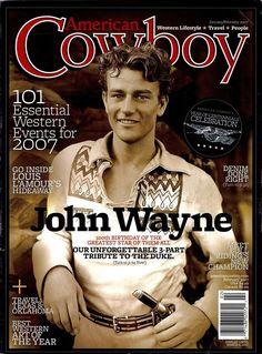 John Wayne                                                                                                                                                                                 Plus