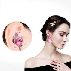 Our Aminy Bluetooth Earbud lets you hear music on the go and attaches to your phone. Find cool headphones and other tech gadgets at Apollo Box! Apollo Box, Fashion Jewelry, Women Jewelry, Storage Stool, Best Headphones, Tech Gadgets, Shaggy, Anklets, Cool Gifts