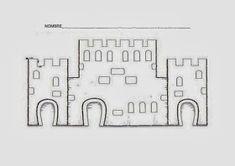 Escuela infantil castillo de Blanca: FICHAS PREESCOLAR: EL CASTILLO
