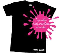 Eveyl tarjoukset T-paita tulostus. Tarjoamme palveluja tulostus T-paita. Eveyl on suomalainen tekstiilituotteiden sekä muiden painotuotteiden painamiseen erikoistunut painotalo.     #paitapaino