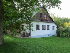 Chalupa na Blatinách, ubytování Blatiny Vysočina - ID 6312 Cottage Homes, Shed, Outdoor Structures, Cabin, House Styles, Places, Pictures, Cottages, Traveling