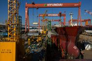 South Korea Cites Bias in Move to Ban Japan Ship Firms.(January 4th 2013)