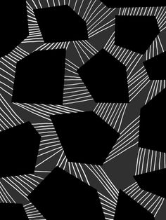 0 b&w pattern by Georgiana Paraschiv Graphic Patterns, Textile Patterns, Print Patterns, Pattern Bank, Fashion Design Template, Textiles, Surface Pattern Design, Geometric Designs, Art Plastique